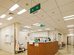 処置室・薬局